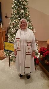 Pastor Deborah