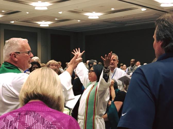 Innovating, inspiring, collaborating: Hope connects at the 2018 Sierra Pacific Synod Assembly in Sacramento